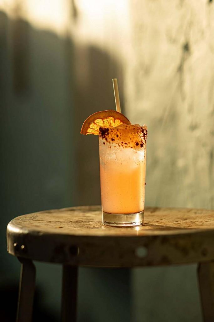 Bar 508 Mezcalerita - Red River Street Mezcal Bar