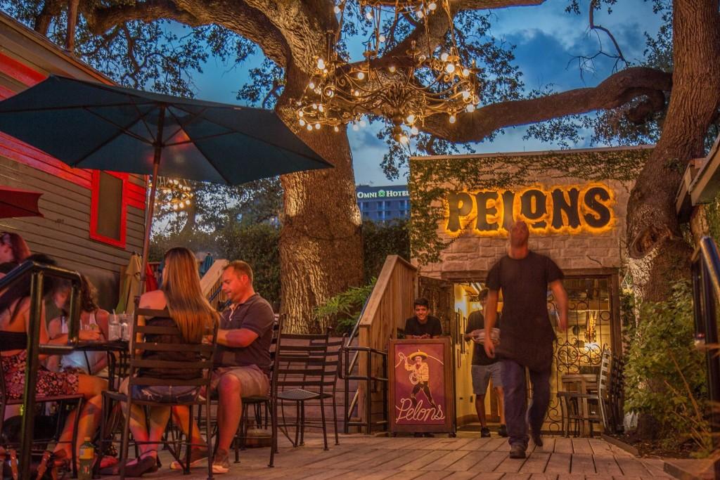 Pelon Tex Mex - Red River St. Austin, TX.