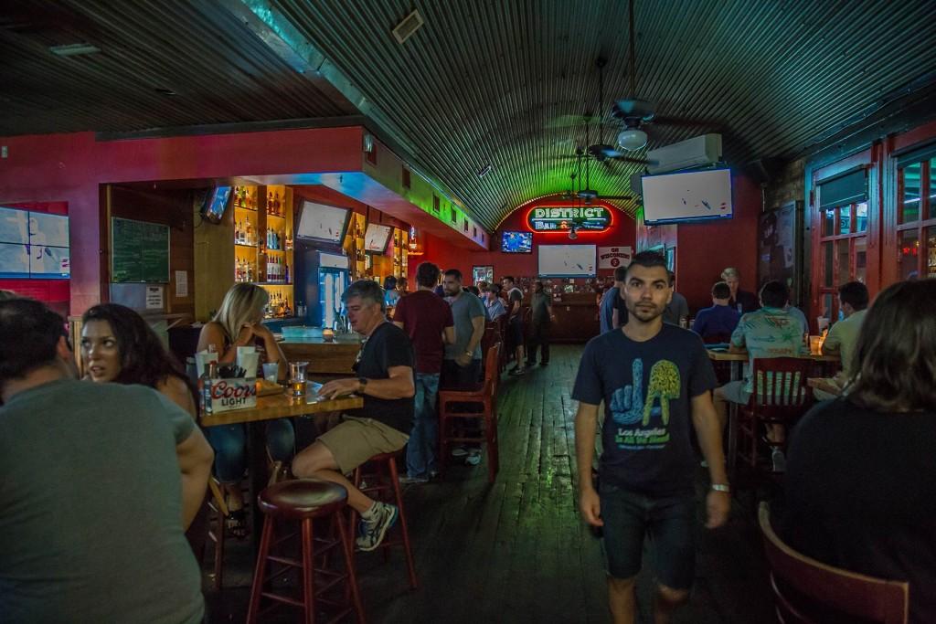 Lavaca Street Bar - Downtown Austin Bar