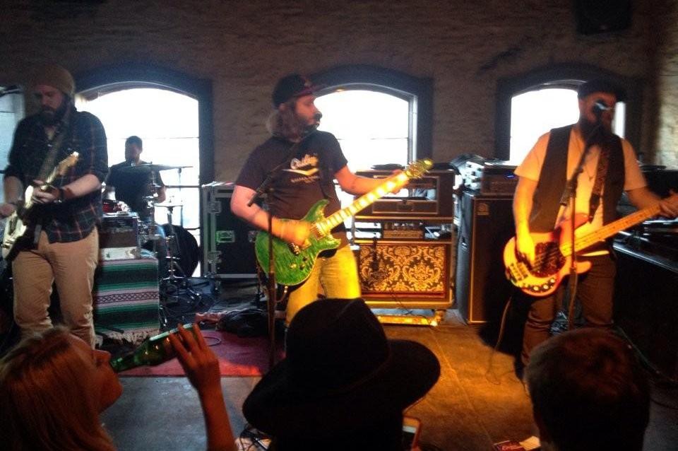 Peckerheads on 6th Street - Austin TX