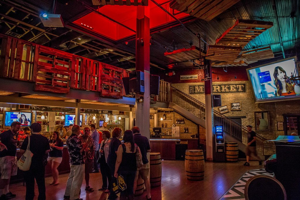Market and Tap Room - Warehouse District Austin