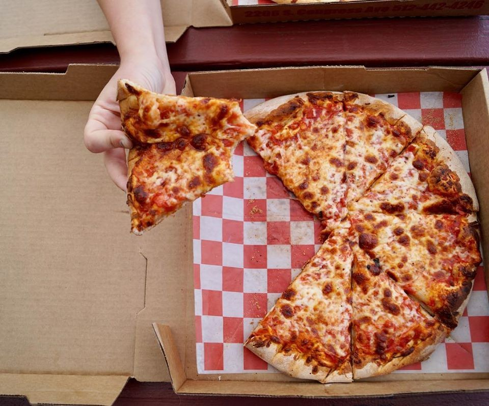 Southside Flying Pizza - Hand Tossed Pizza on South Lamar