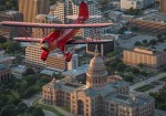 Austin Biplane - Austin Aerial Tours