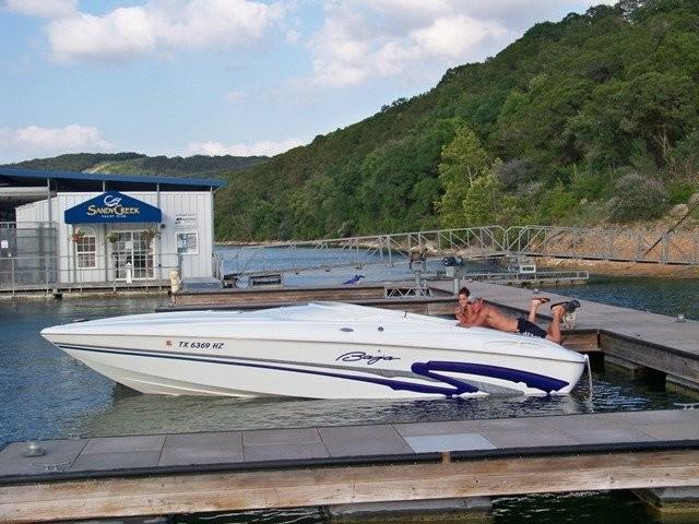 Austin's Lake Travis Boat Tours
