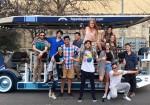 Hipside Peddler - Austin Pub Crawl Bike