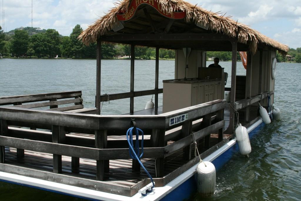 Lake Austin Party Barge 07