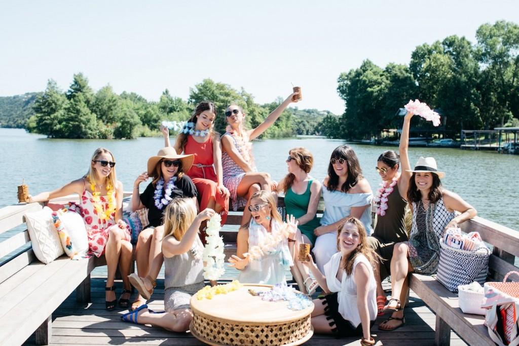 Lake Austin Party Barge 04