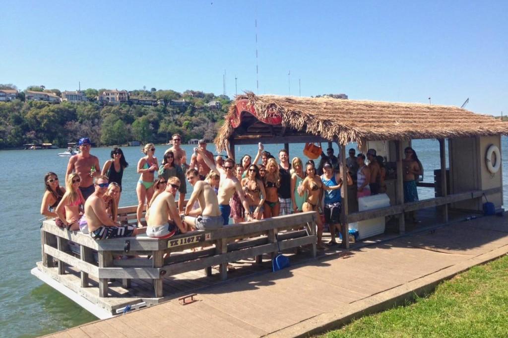 Lake Austin Party Barge 06