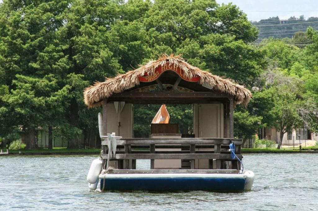 Lake Austin Party Barge 09