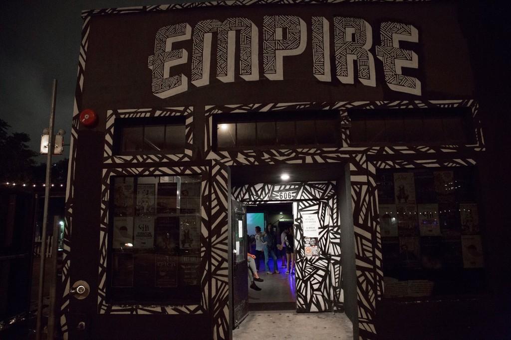 Empire Control Room & Garage - 01