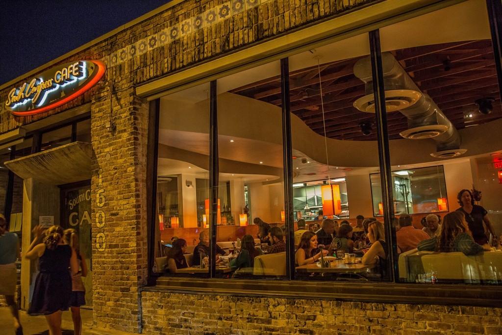 South Congress Cafe - Austin, TX