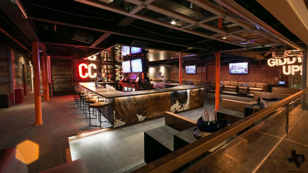 Concrete Cowboy Bar - West 6th Street