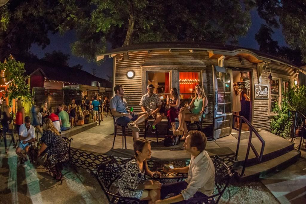 Lucille Patio Lounge on Rainey Street