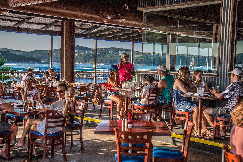Ernie's On The Lake  - Lake Travis Restaurant