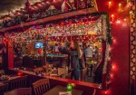 Lala's Little Nugget - Austin's Christmas Themed Bar. Photo: Will Taylor - LostinAustin.org