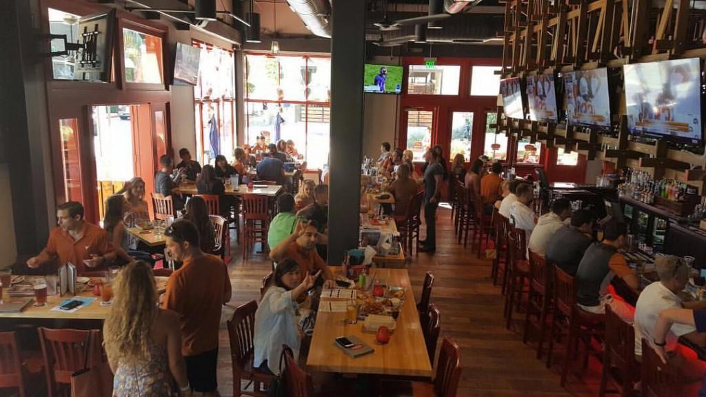Lavaca Street Bar at Rock Rose