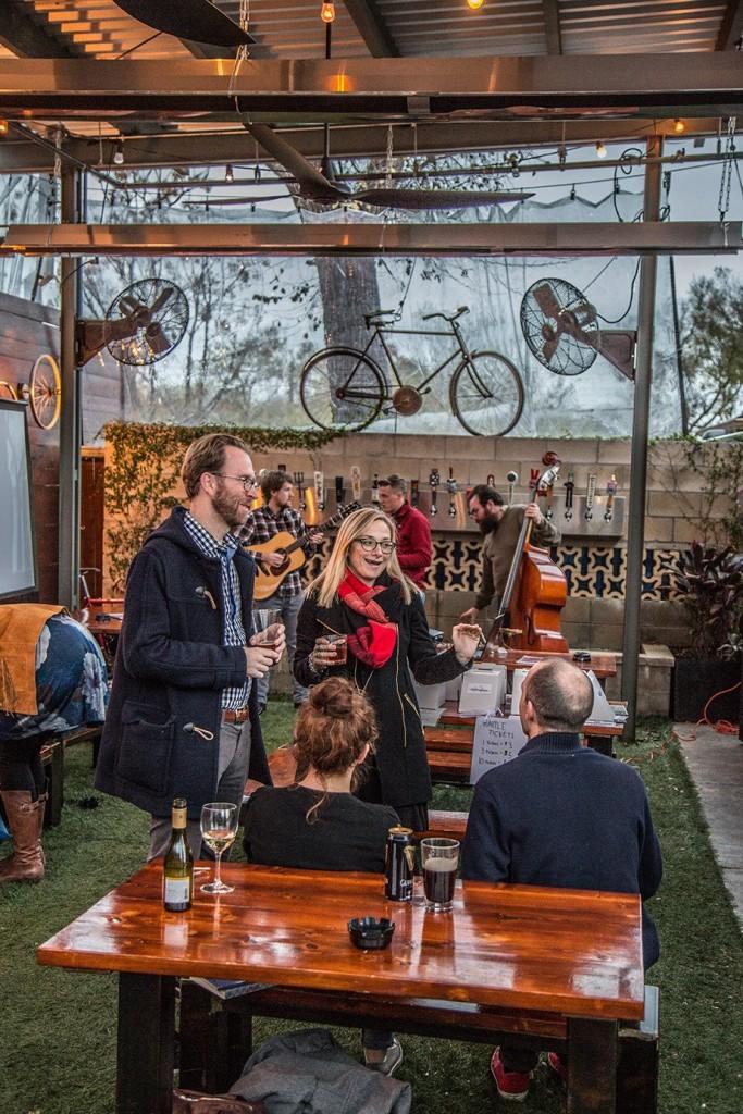 The Wheel - East Austin Bar