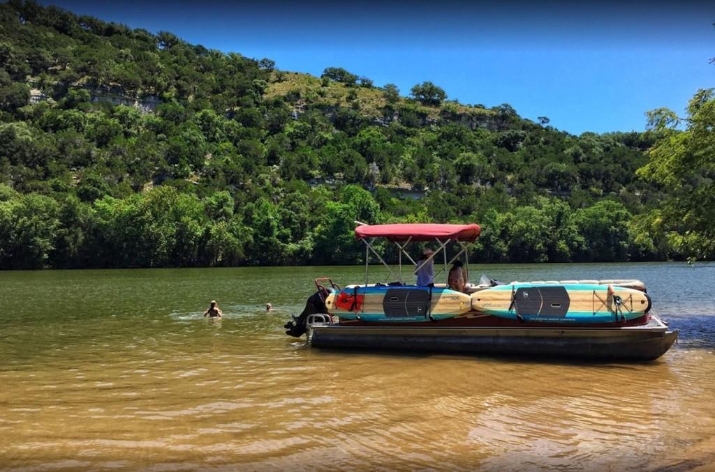 Keep Austin Wet - Lake Austin Boat Rentals