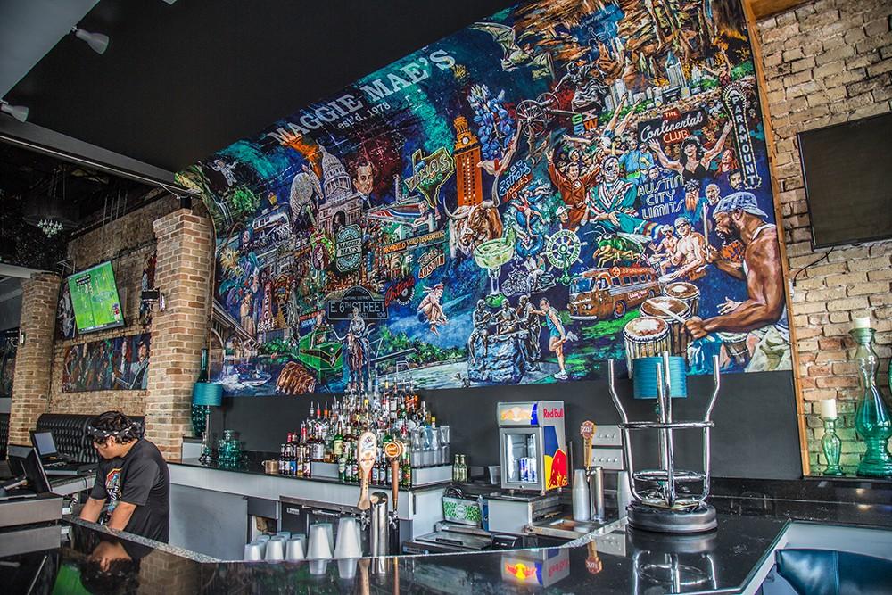 Maggie Mae's - An iconic 6th Street Bar