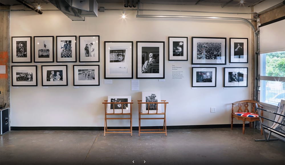 Modern Rocks Gallery - Austin TX