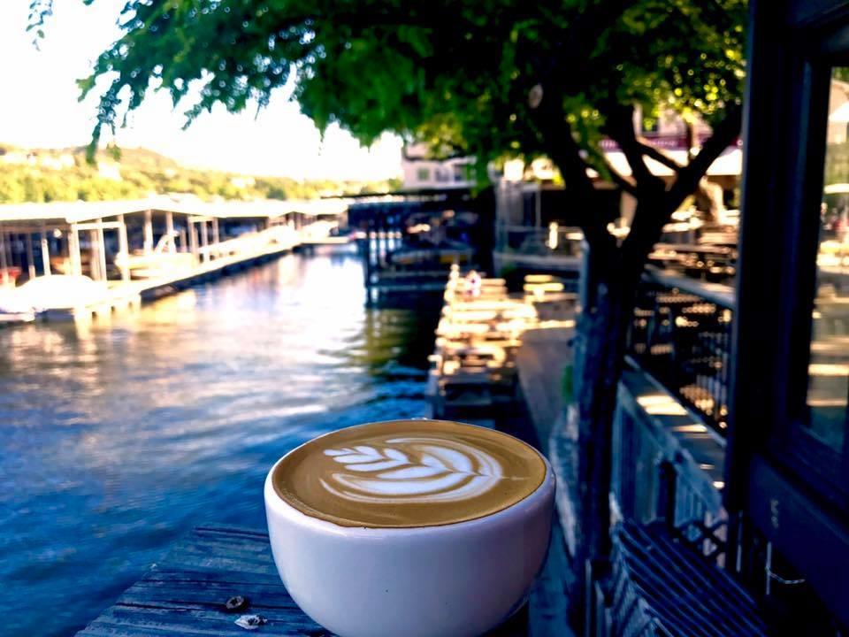 Mozart's Coffee Roasters - Lake Austin