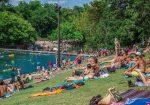 Barton Springs Pool - Austin, TX.