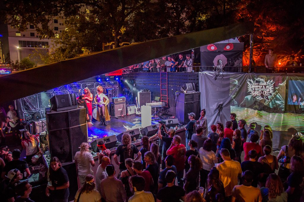 The Mohawk - Austin Live Music on Red River