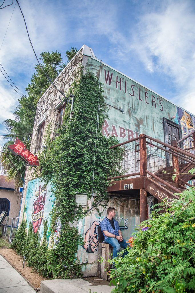 Whisler's Austin - East Austin Bar & Mezcalria