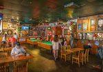 Crown & Anchor Pub - West Campus - Austin, TX.