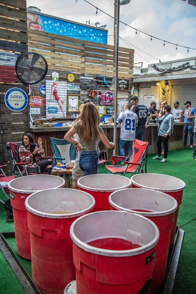 Rustic Tap Beer Garden - West 6th Street