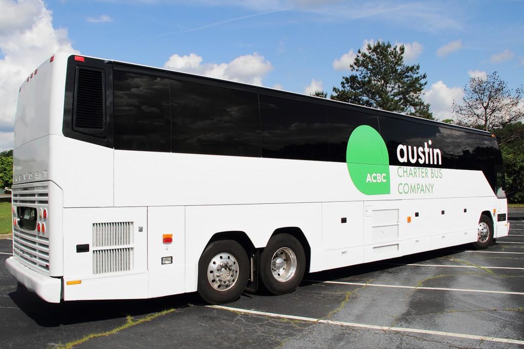 Austin Charter Bus Company -