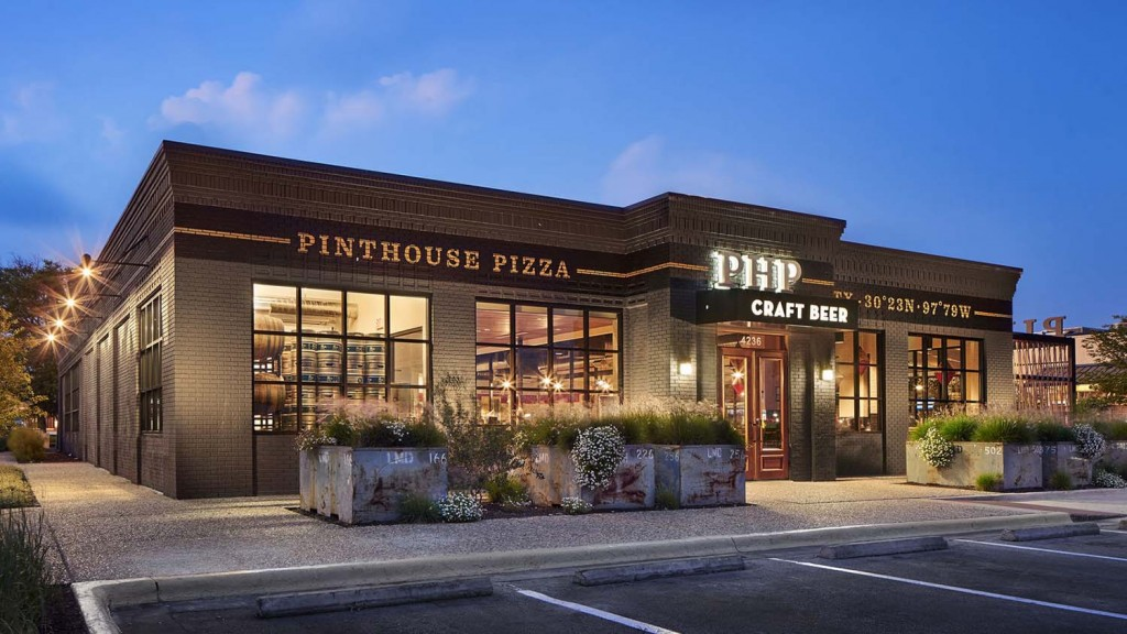 Pinthouse Pizza - South Lamar. Austin Craft Brewery and Restaurant