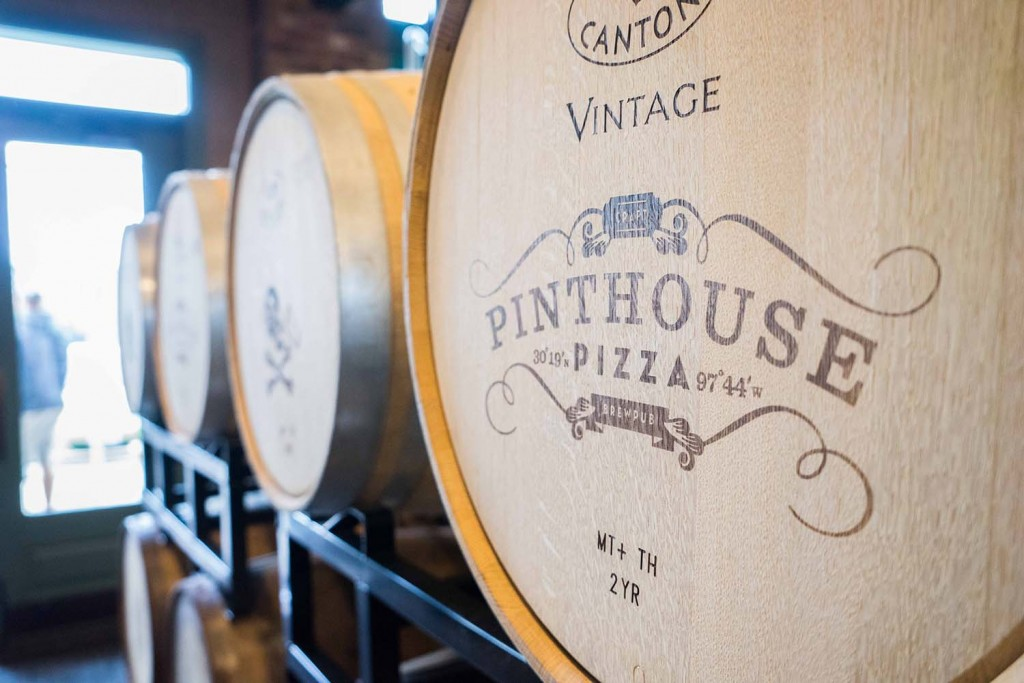 Pinthouse Pizza - Austin Craft Brewery and Restaurant