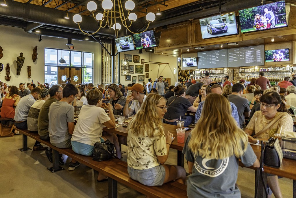 Pinthouse Pizza - Round Rock. Austin Craft Brewery and Restaurant