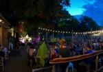 Cosmic Coffee and Beer Garden - Live Music & Food Trucks too !