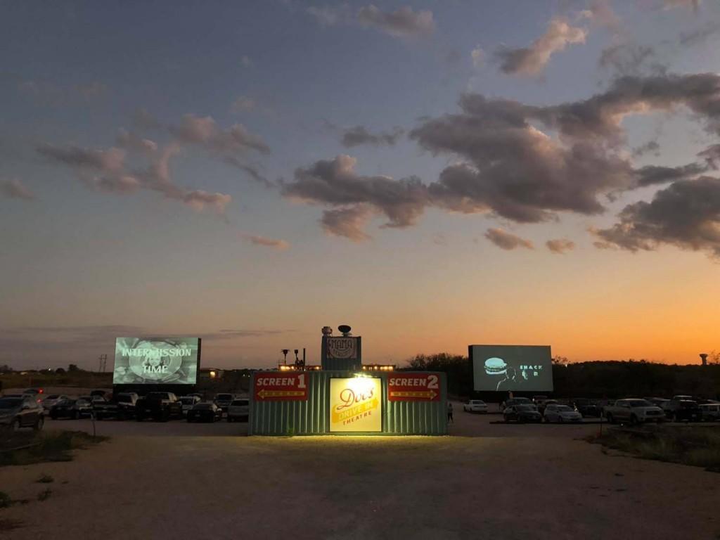 Doc's Drive - Austin Drive In Movie Theatre and more....