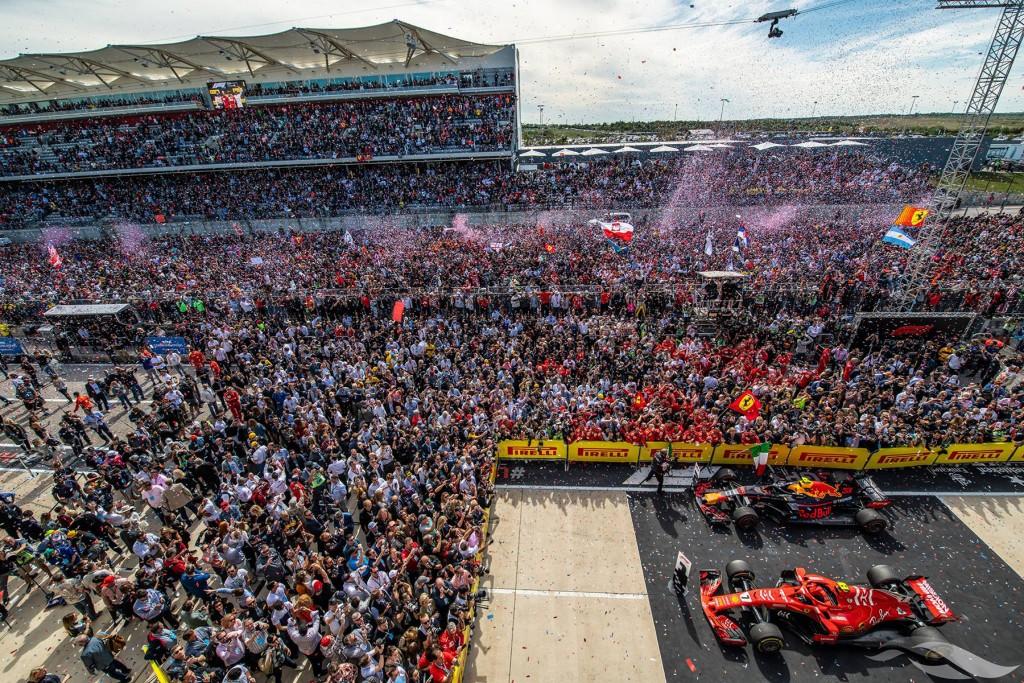 Circuit of the Americas - Austin Formula One Auto Racing