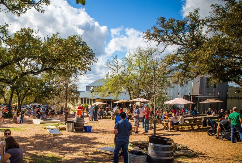 Jester King - Austin Craft Brewery, Kitchen and Farm