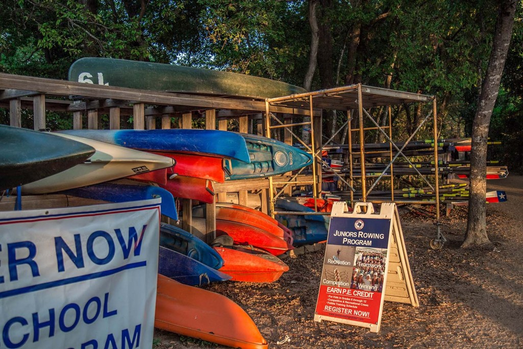 Texas Rowing Center - Rowing Rentals and Instruction on Town Lake