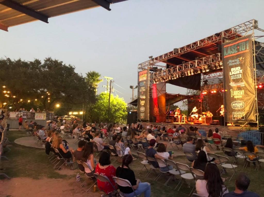 Nutty Brown Amphitheatre - West Austin Music Venue