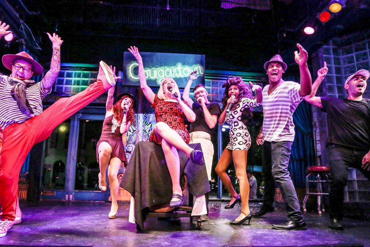 Esther's Follies is an ensemble musical & sketch comedy theatre and an Austin landmark.