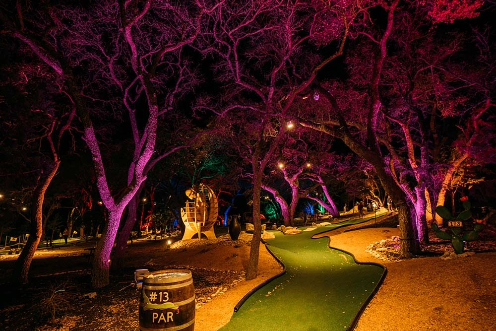 Dreamland - Dripping Springs TX Entertainment Center