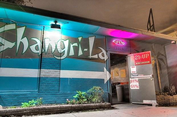 Shangri La - East 6th Street Diver Bar